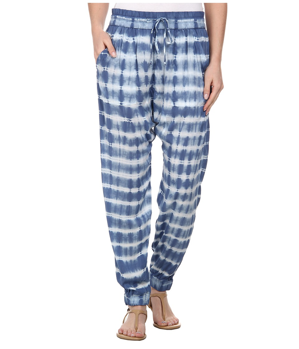 Obey - Keegan Pant (Blue Tie-Dye) Women's Casual Pants