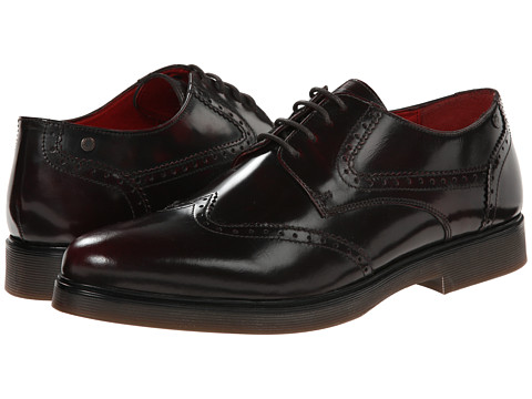 Base London - Mole (Bordo) Men's Shoes