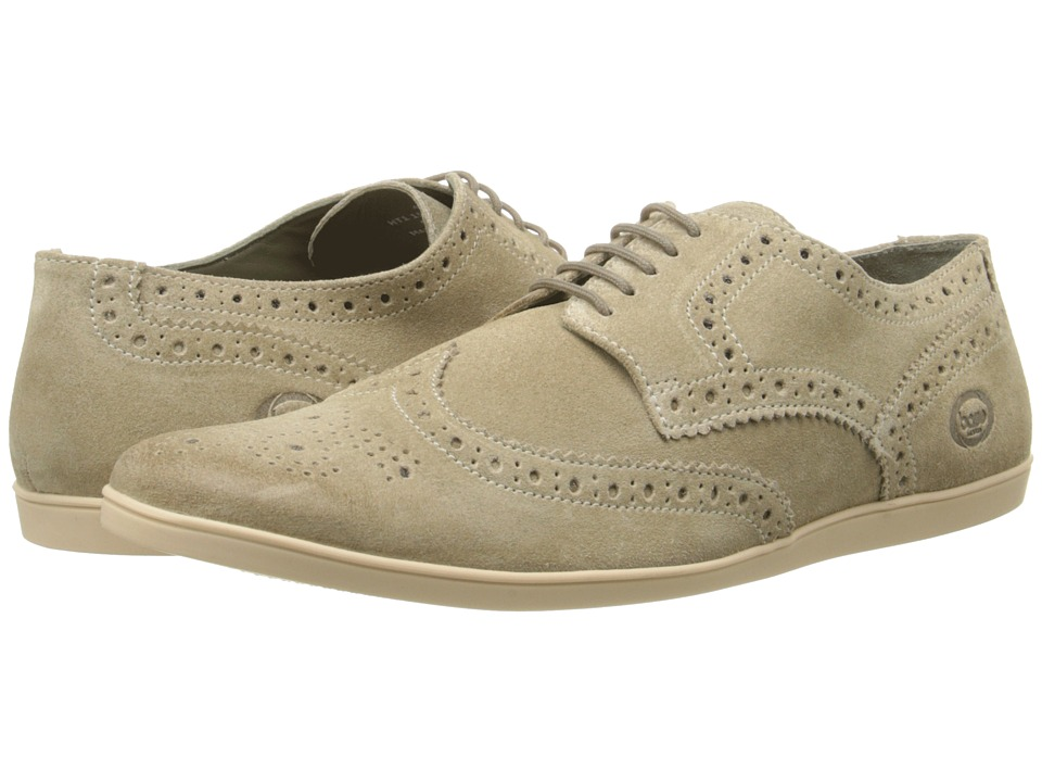 Base London - Shore (Beige) Men's Shoes