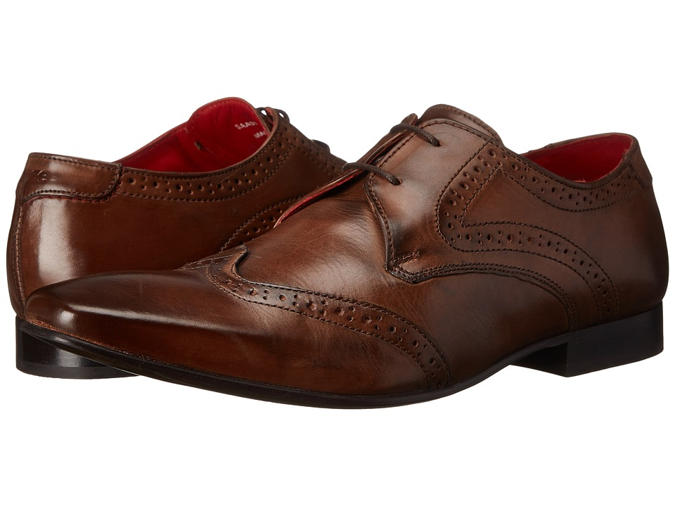 Base London - Sew (Brown) Men's Shoes