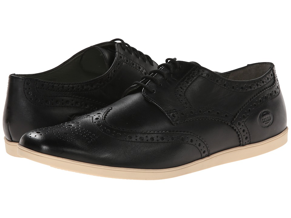 Base London - Shore (Black) Men's Shoes
