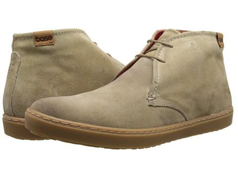 Base London - Marauder (Beige) Men's Shoes