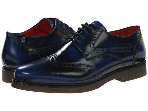 Base London - Mole (Blue) Men's Shoes