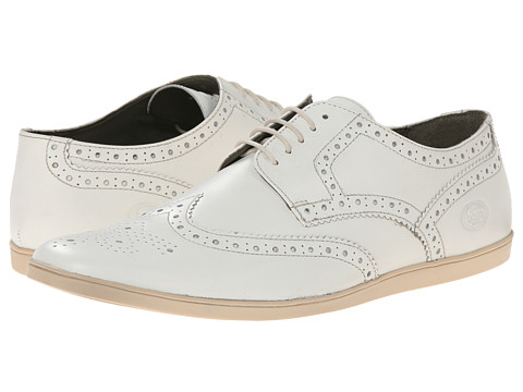 Base London - Shore (Off White) Men's Shoes