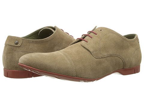 Base London - Piano (Taupe) Men's Shoes