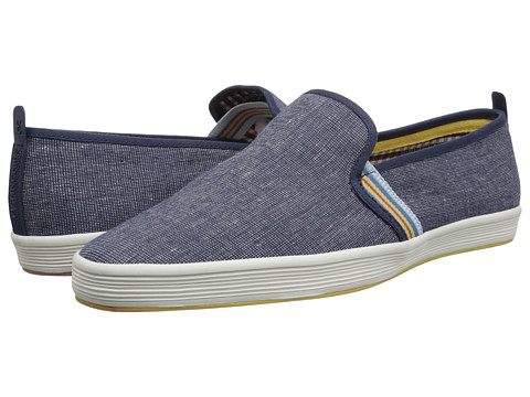 Base London - Tartar (Fry 2) (Navy) Men's Shoes