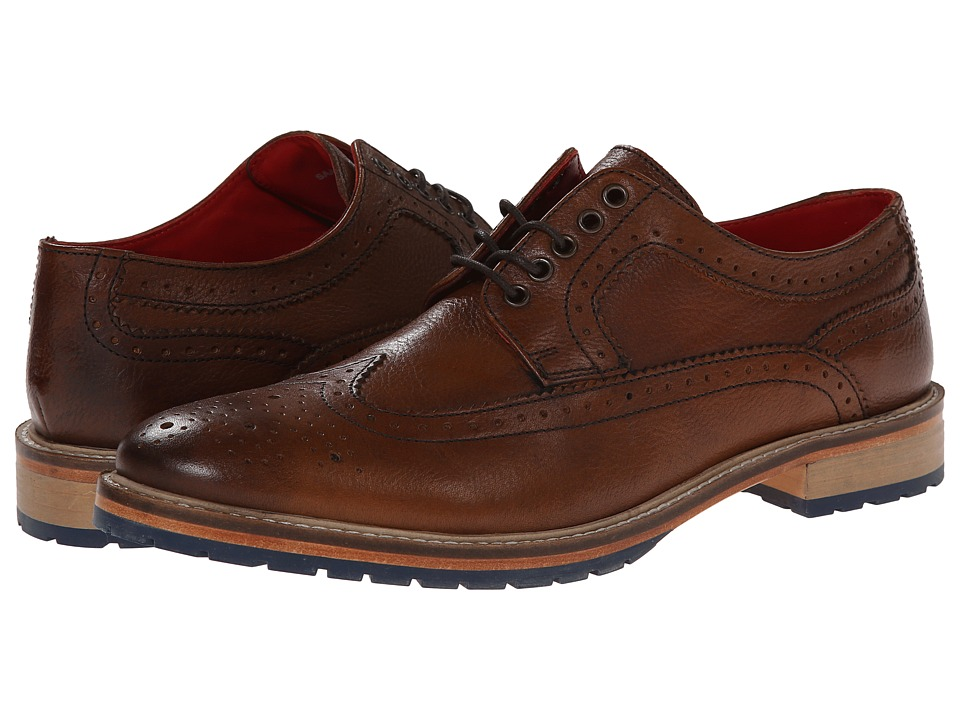 Base London - Trinity (Tan) Men's Shoes