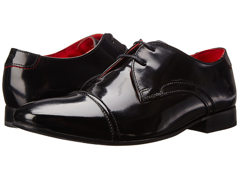 Base London - Measure (Black) Men's Shoes