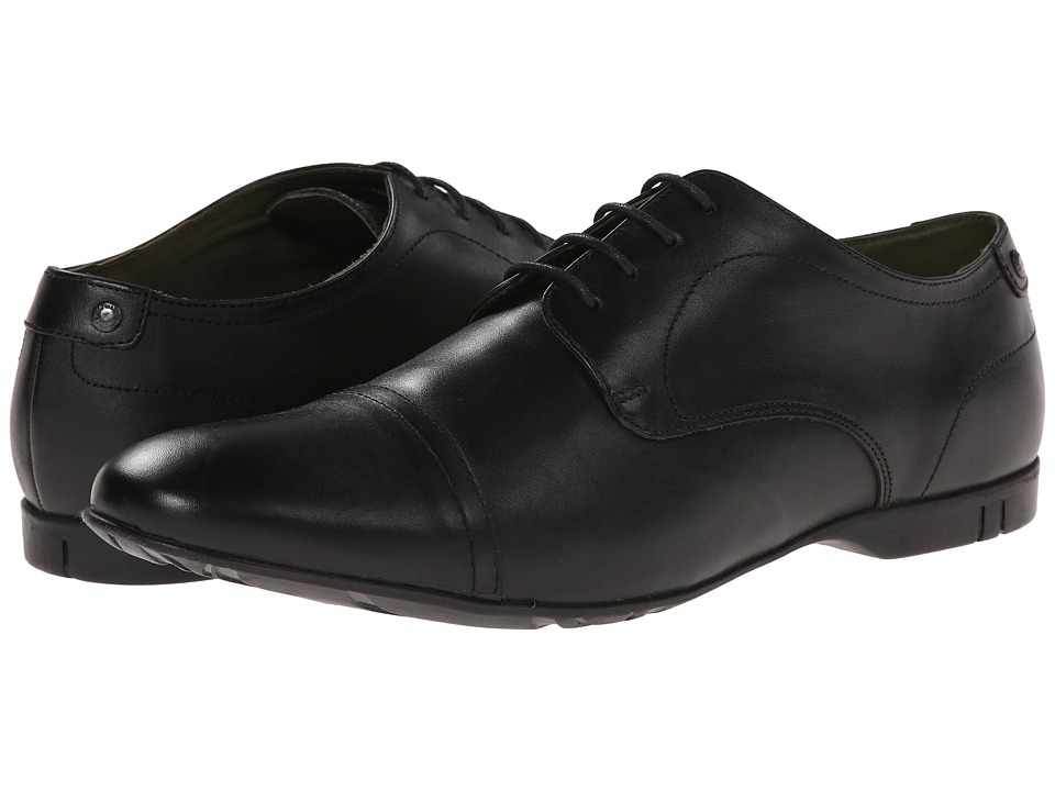 Base London - Piano (Black) Men's Shoes