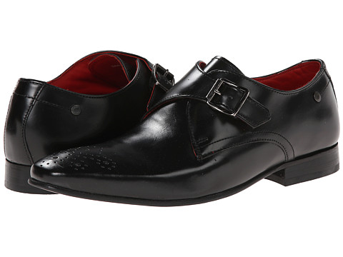 Base London - Cuffs (Black) Men's Shoes