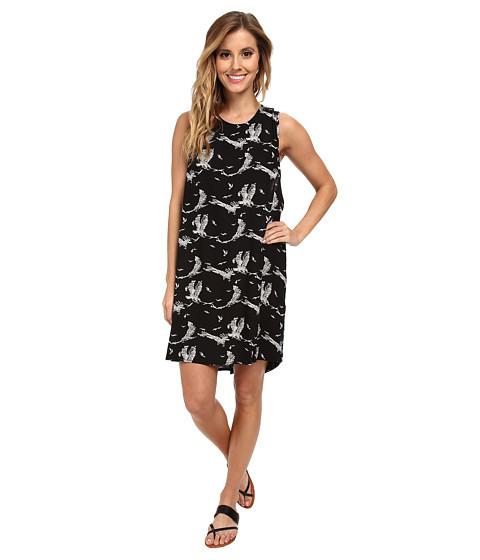 Obey - Wyatt Dress (Black Multi) Women