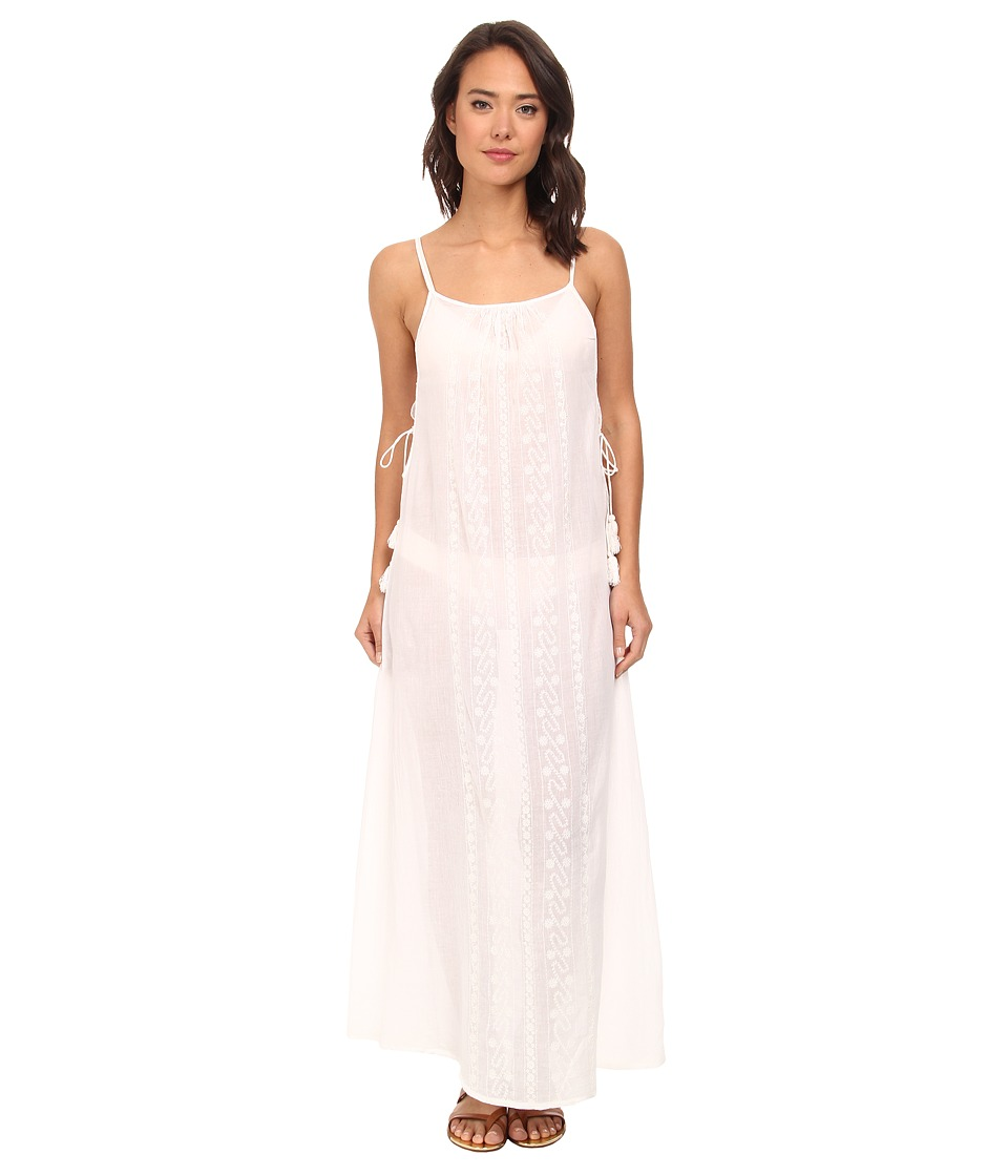 Nanette Lepore - Calcutta Maxi Dress (White) Women
