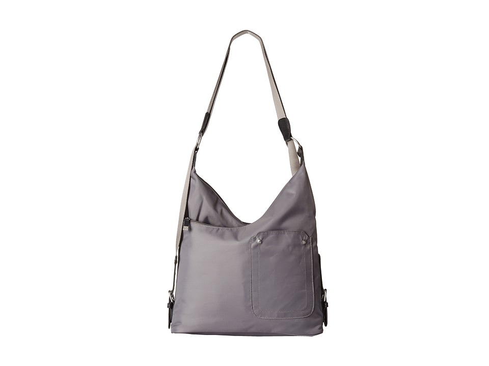 Baggallini - The Bucket (Pewter) Handbags