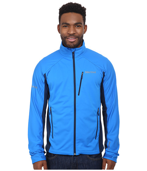 Marmot - Leadville Jacket (Cobalt Blue/Dark Ink) Men