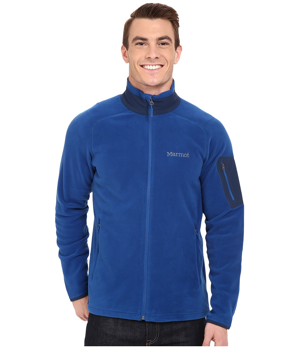 Marmot - Reactor Jacket (Blue Night) Men's Jacket