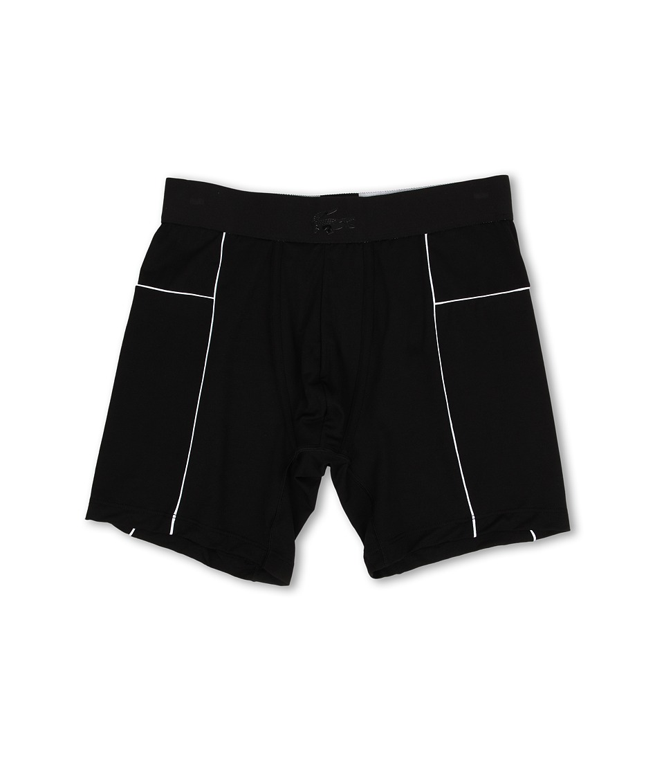 Lacoste - Motion Motion Boxer Brief (Black) Men's Underwear