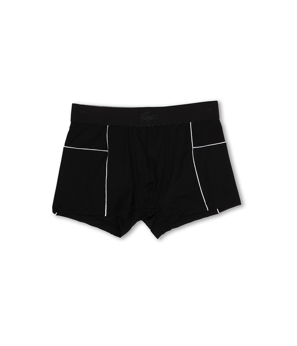 Lacoste - Motion Motion Trunk (Black) Men's Underwear