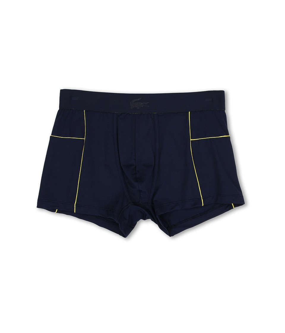 Lacoste - Motion Motion Trunk (Marine Blue) Men's Underwear