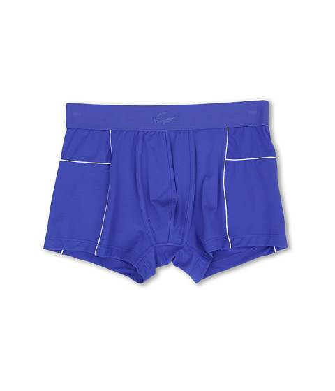 Lacoste - Motion Motion Trunk (Dazzling Blue) Men's Underwear