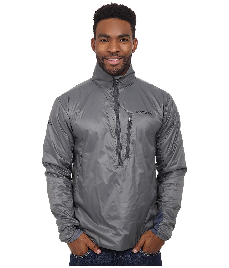 Marmot - Isotherm 1/2 Zip (Cinder) Men's Clothing