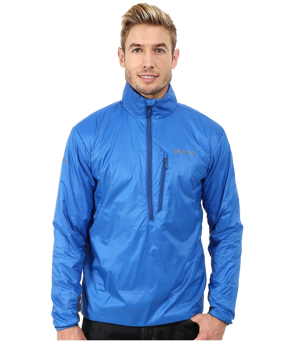 Marmot - Isotherm 1/2 Zip (Cobalt Blue) Men's Clothing