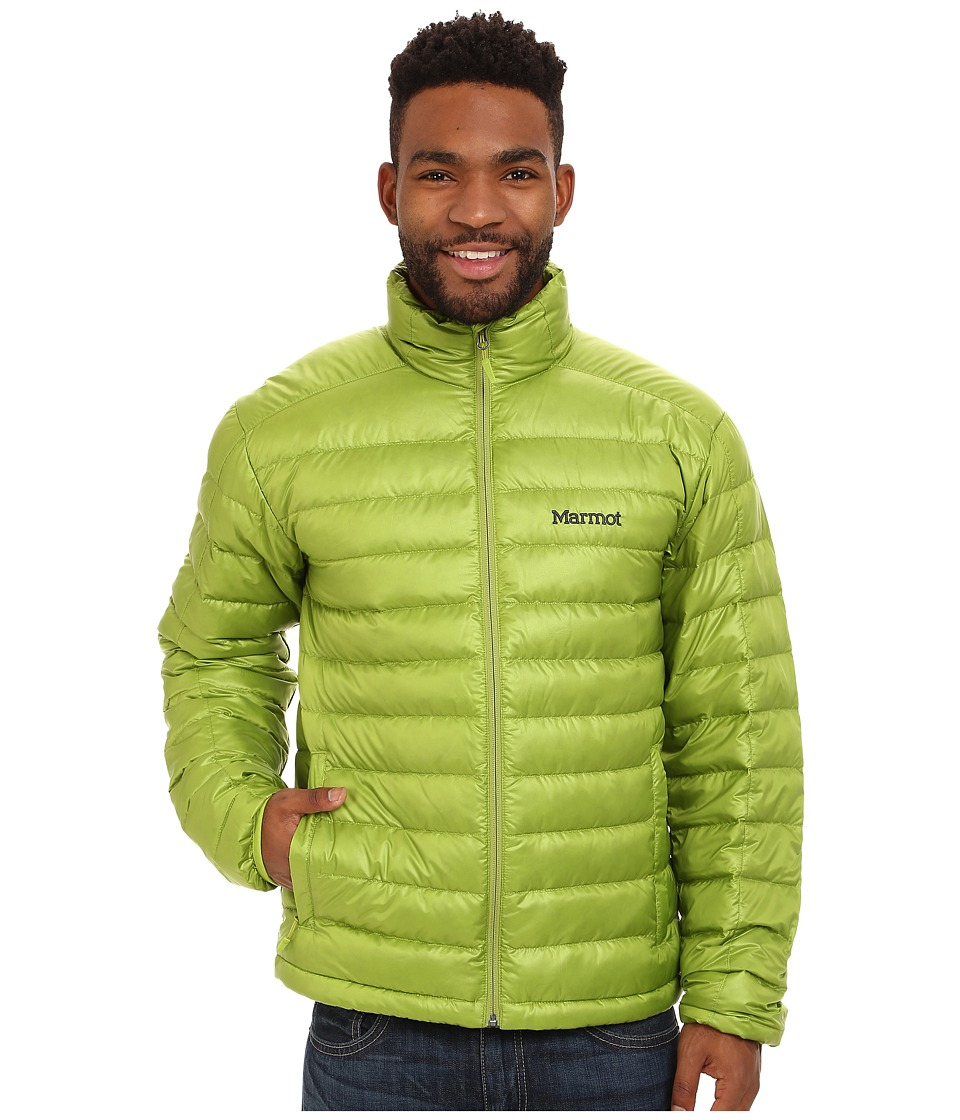 Marmot - Zeus Jacket (Green Lichen) Men's Coat
