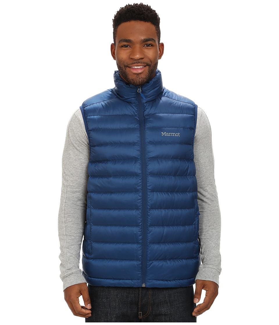 Marmot - Zeus Vest (Stellar Blue) Men's Vest