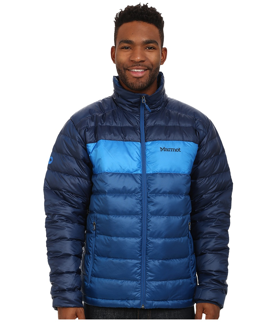 Marmot - Ares Jacket (Blue Night/Dark Ink) Men's Coat