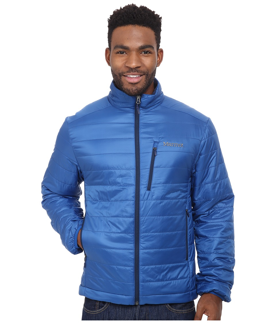 Marmot - Calen Jacket (Blue Night) Men's Coat