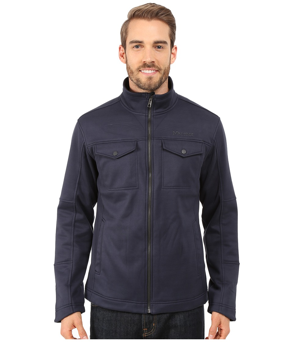 Marmot - Hawkins Jacket (Midnight Navy) Men's Coat