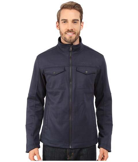 Marmot - Hawkins Jacket (Midnight Navy) Men