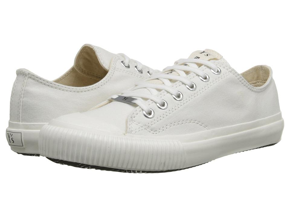 Y's by Yohji Yamamoto - YU-E01-080 (Off-White) Women's Shoes