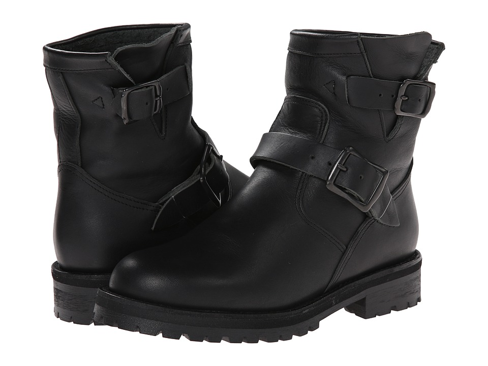 Y's by Yohji Yamamoto - YU-E09-708 (Black) Women's Shoes
