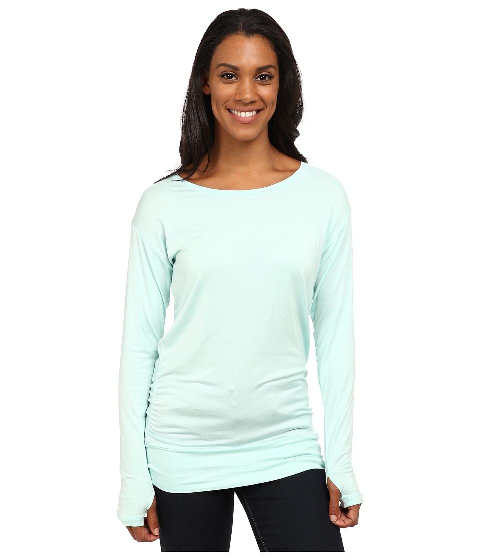 Columbia - Lumianation Long Sleeve Shirt (Blueglass) Women