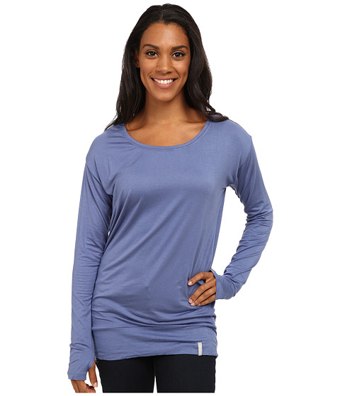 Columbia - Lumianation Long Sleeve Shirt (Bluebell) Women's Long Sleeve Pullover