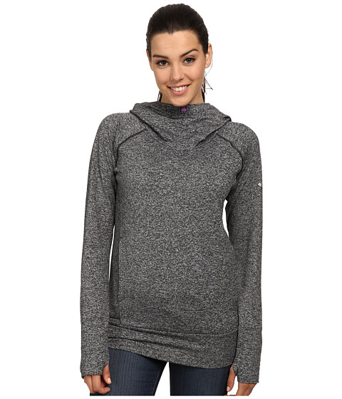 Columbia - Brilliant Reflection Spacedyd Hoodie (Black Spacedye) Women