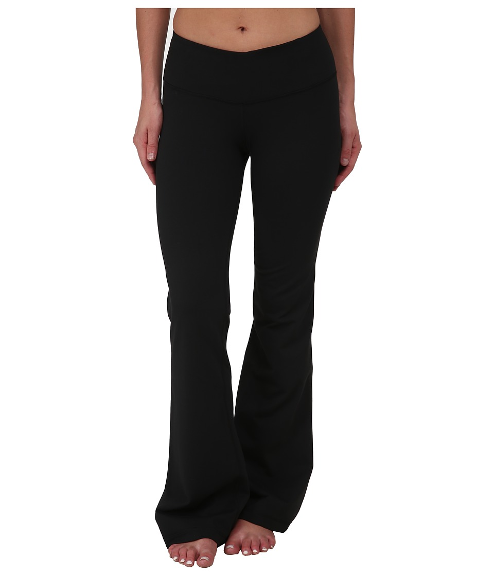 Columbia - Luminescence Boot Cut Pants (Black) Women's Casual Pants