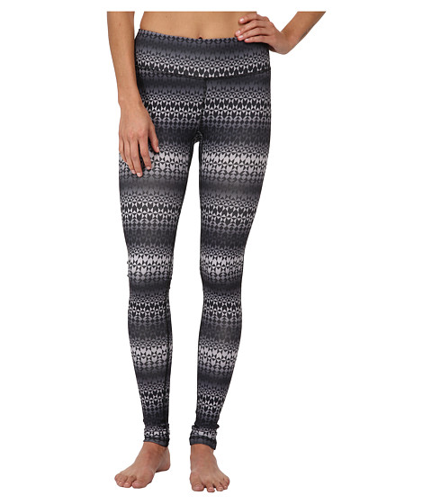 Columbia - Trail Bound Printed Legging (Black Fairisle) Women's Casual Pants