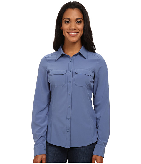Columbia - Saturday Trail III L/S Shirt (Bluebell) Women