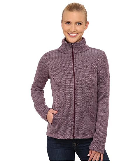 Columbia - Optic Got It III Herringbone Jacket (Purple Dahlia) Women