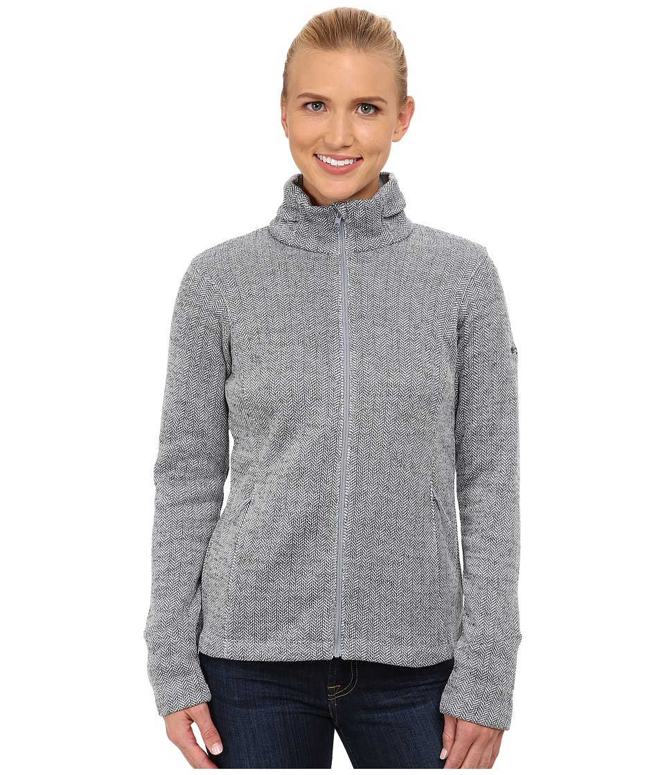 Columbia - Optic Got It III Herringbone Jacket (Tradewinds Grey) Women's Coat