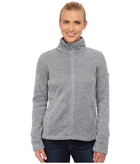 Columbia - Optic Got It III Herringbone Jacket (Tradewinds Grey) Women