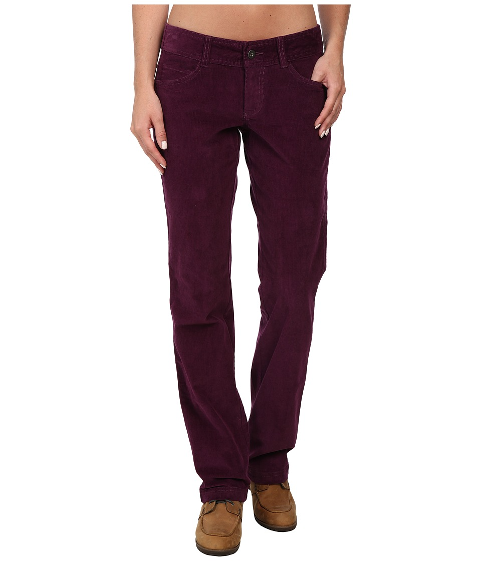 Columbia - In the Distance Straight Leg Pants (Purple Dahlia) Women's Casual Pants