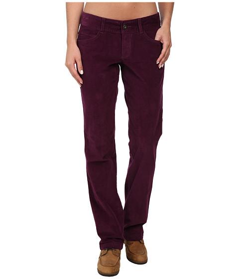 Columbia - In the Distance Straight Leg Pants (Purple Dahlia) Women