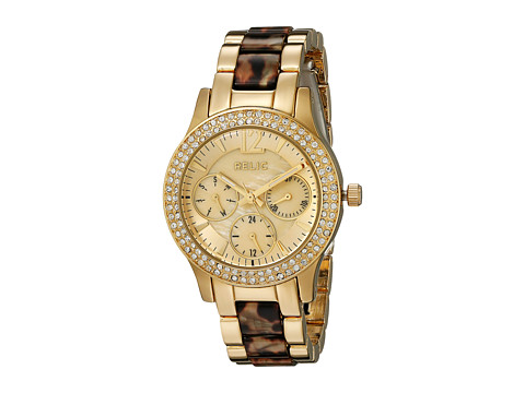Relic - Bethany (Gold/Tort/Champagne) Watches