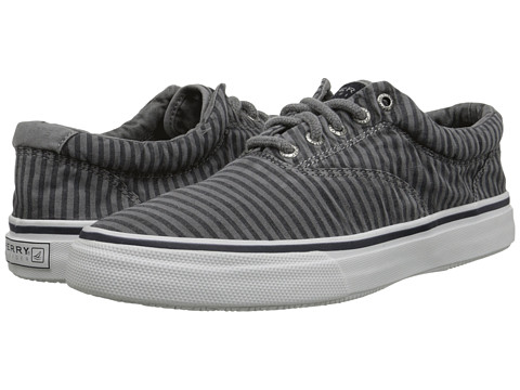 Sperry Top-Sider - Striper CVO Wash Stripe (Grey) Men