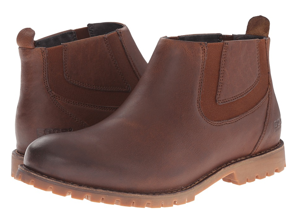 Bogs - Johnny Chelsea Boot (Scotch) Men's Boots