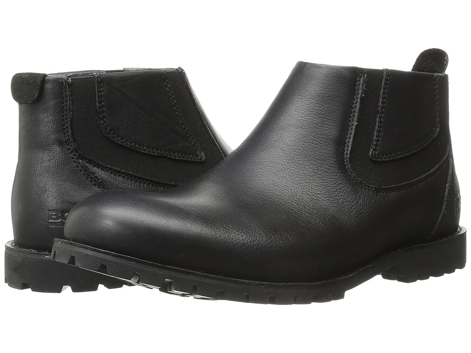 Bogs - Johnny Chelsea Boot (Black) Men's Boots