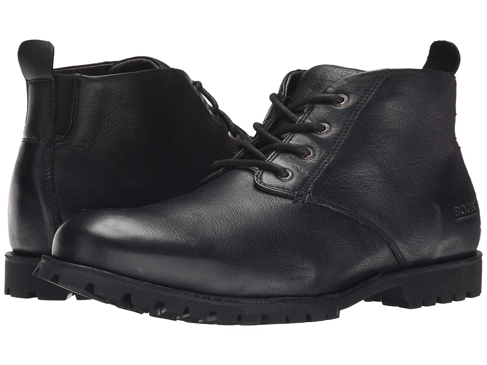 Bogs - Johnny Chukka (Black) Men's Lace-up Boots
