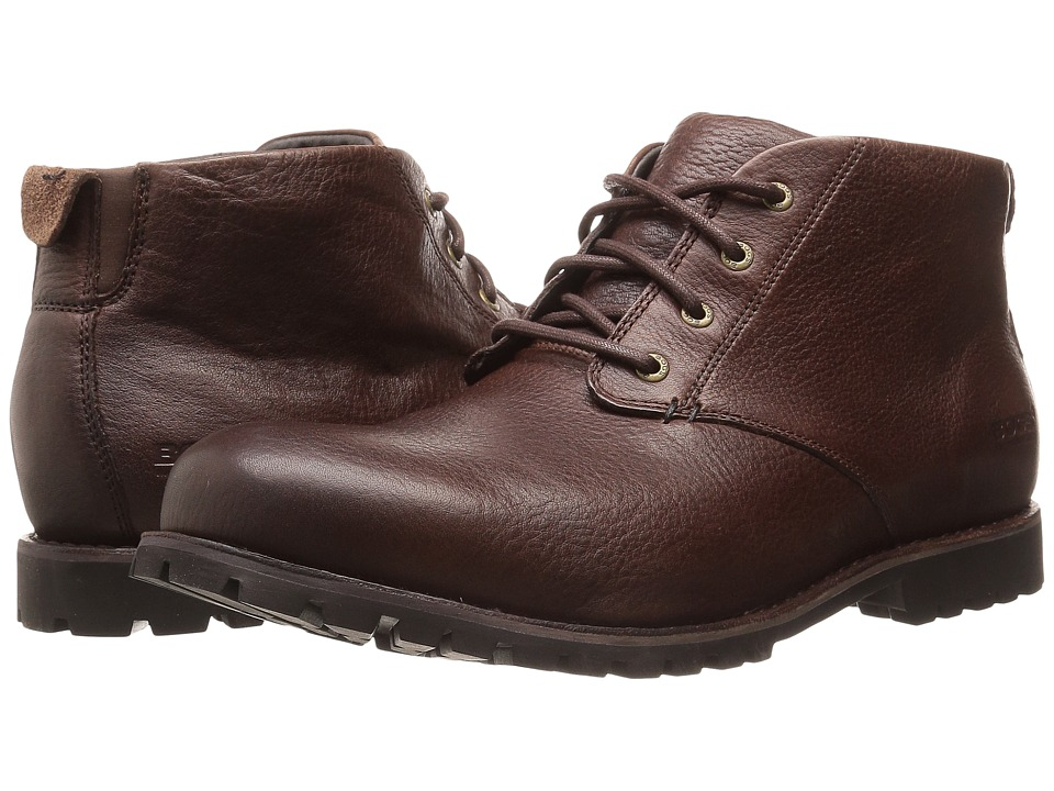 Bogs - Johnny Chukka (Coffee) Men's Lace-up Boots
